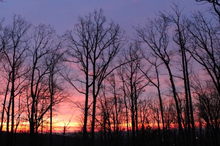 sunrise peace