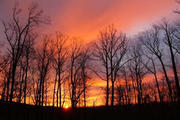 God With Us Sunrise
